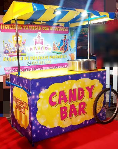 Candy bar Dulcilandia